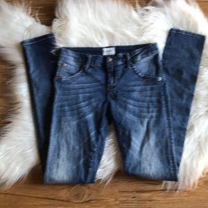 NWOT Hudson Jeans skinnies for girls size 16
